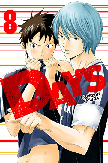 DAYS Vol. 8