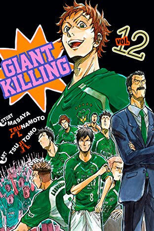 Giant Killing Vol. 12