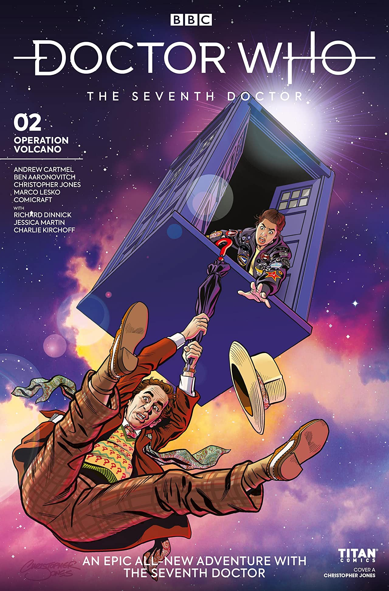 Doctor Who: The Seventh Doctor #2