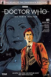 Doctor Who: The Road to the Thirteenth Doctor #1: Tenth Doctor Special