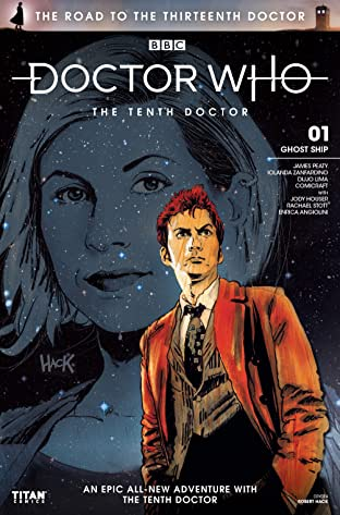 Doctor Who: The Road to the Thirteenth Doctor No.1: Tenth Doctor Special