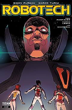 Robotech #11