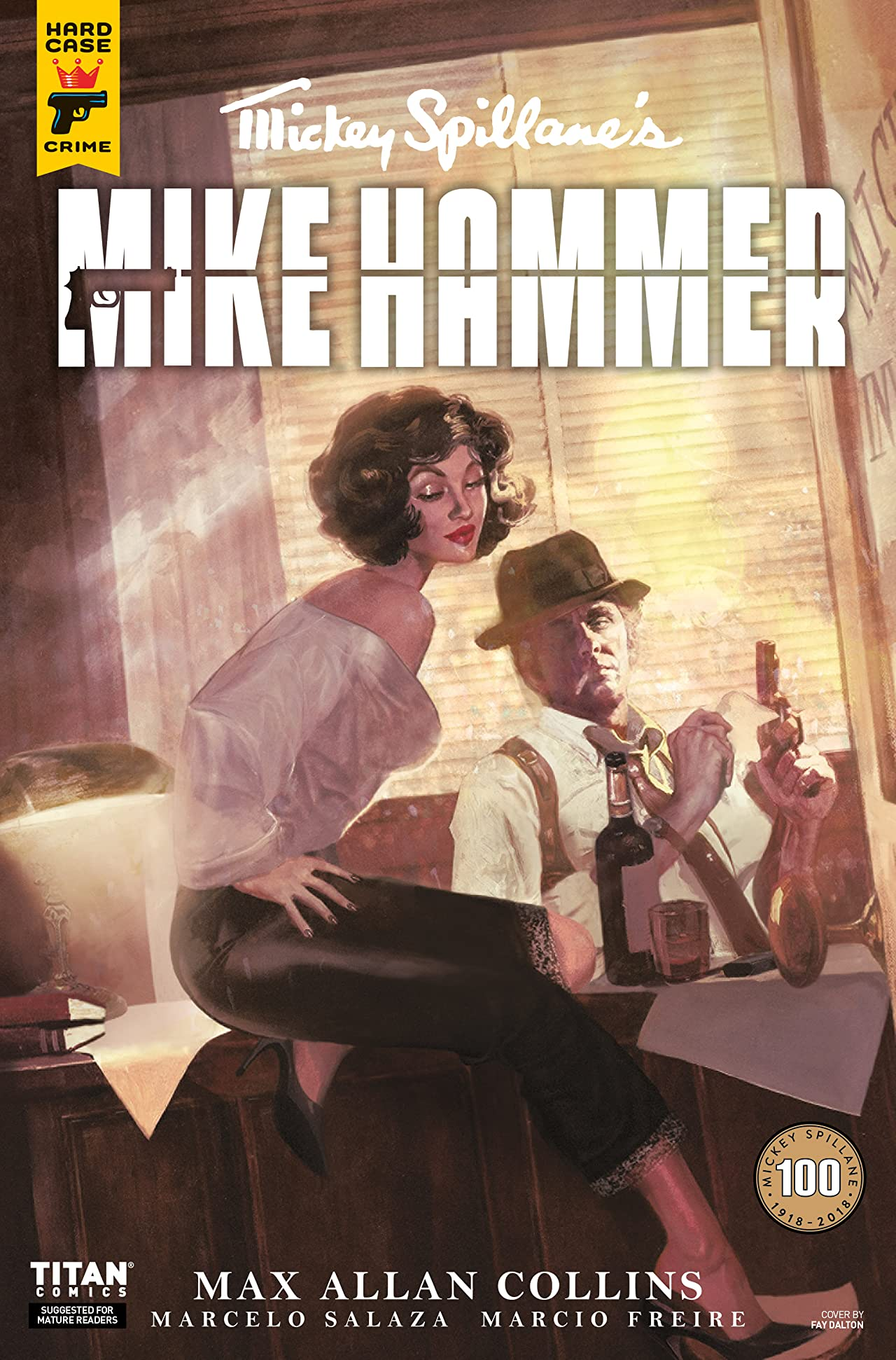 Mickey Spillane's Mike Hammer #2