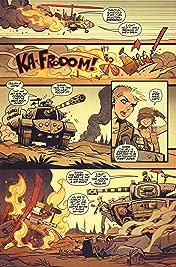 Tank Girl All Stars #2