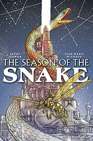 Season of the Snake Vol. 1