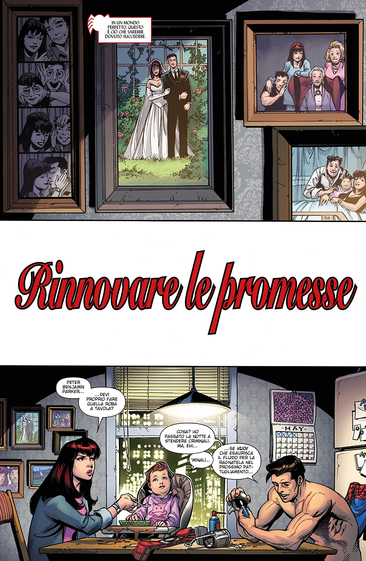 Secret Wars: Spider-Man – Rinnovare le promesse
