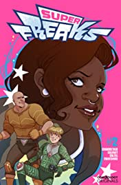 Superfreaks (comiXology Originals) #2 (of 5)
