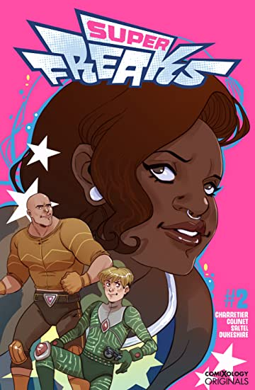 Superfreaks (comiXology Originals) No.2 (sur 5)