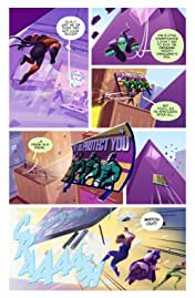 Superfreaks (comiXology Originals) No.4 (sur 5)