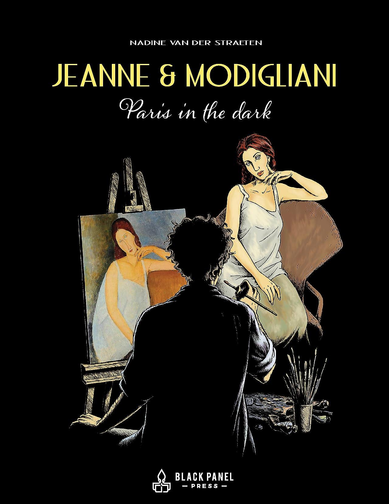Jeanne & Modigliani: Paris in the Dark