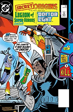 Secret Origins (1986-1990) #37