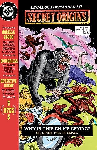 Secret Origins (1986-1990) #40