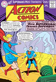 Action Comics (1938-2011) #332