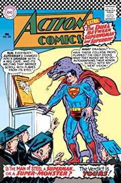 Action Comics (1938-2011) No.333