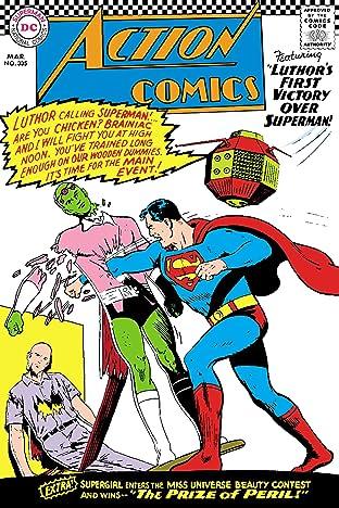 Action Comics (1938-2011) #335