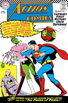 Action Comics (1938-2011) No.335