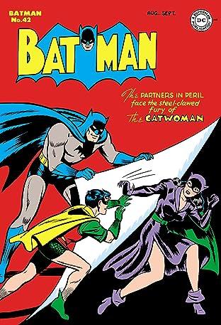 Batman (1940-2011) #42