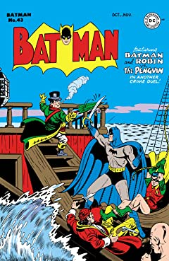 Batman (1940-2011) No.43