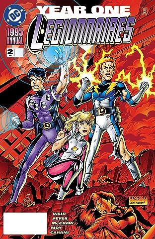 Legionnaires (1993-2000) Annual #2