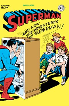 Superman (1939-2011) No.39