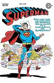 Superman (1939-2011) #40