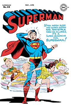 Superman (1939-2011) No.40