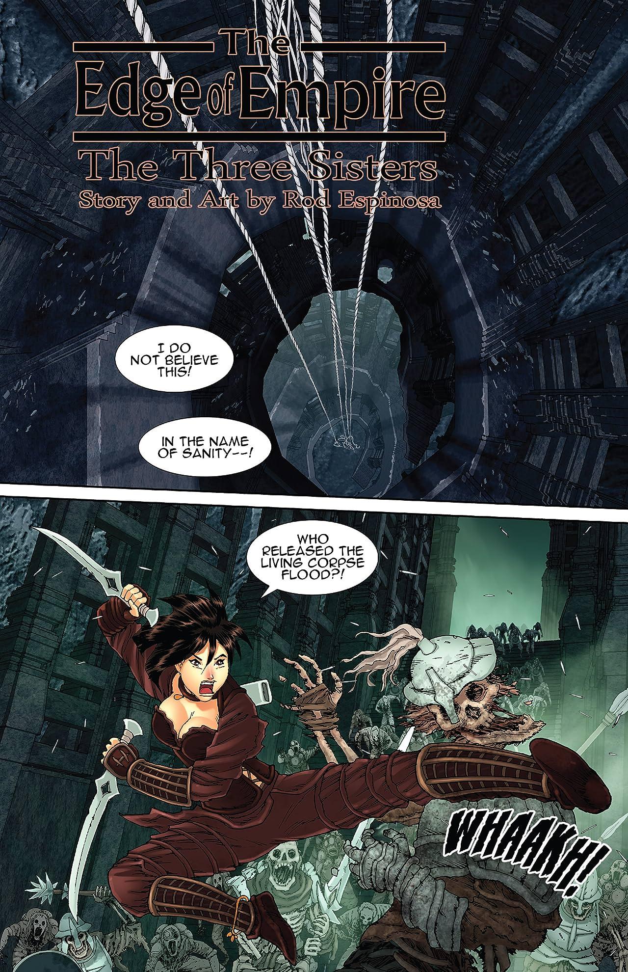 Edge of Empire #1 (of 2)