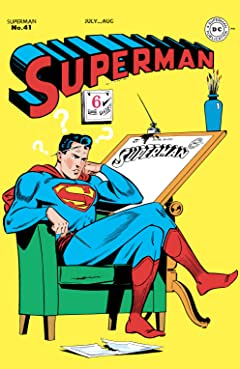 Superman (1939-2011) No.41