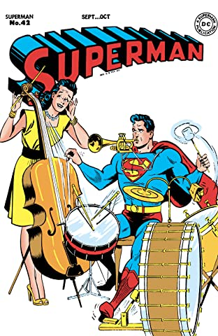 Superman (1939-2011) #42