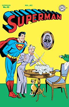 Superman (1939-2011) No.43