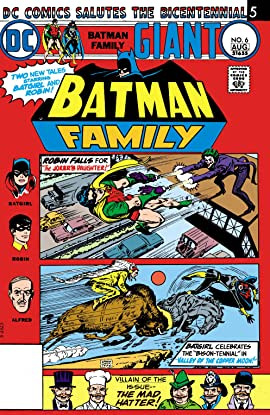 Batman Family (1975-1978) #6