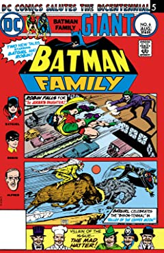 Batman Family (1975-1978) No.6