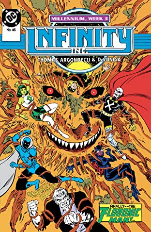 Infinity, Inc. (1984-1988) #46