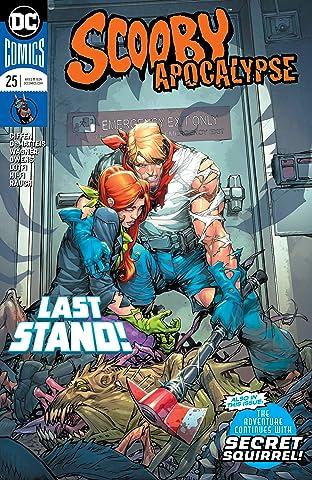 Scooby Apocalypse (2016-) #25