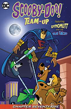 Scooby-Doo Team-Up (2013-) No.75