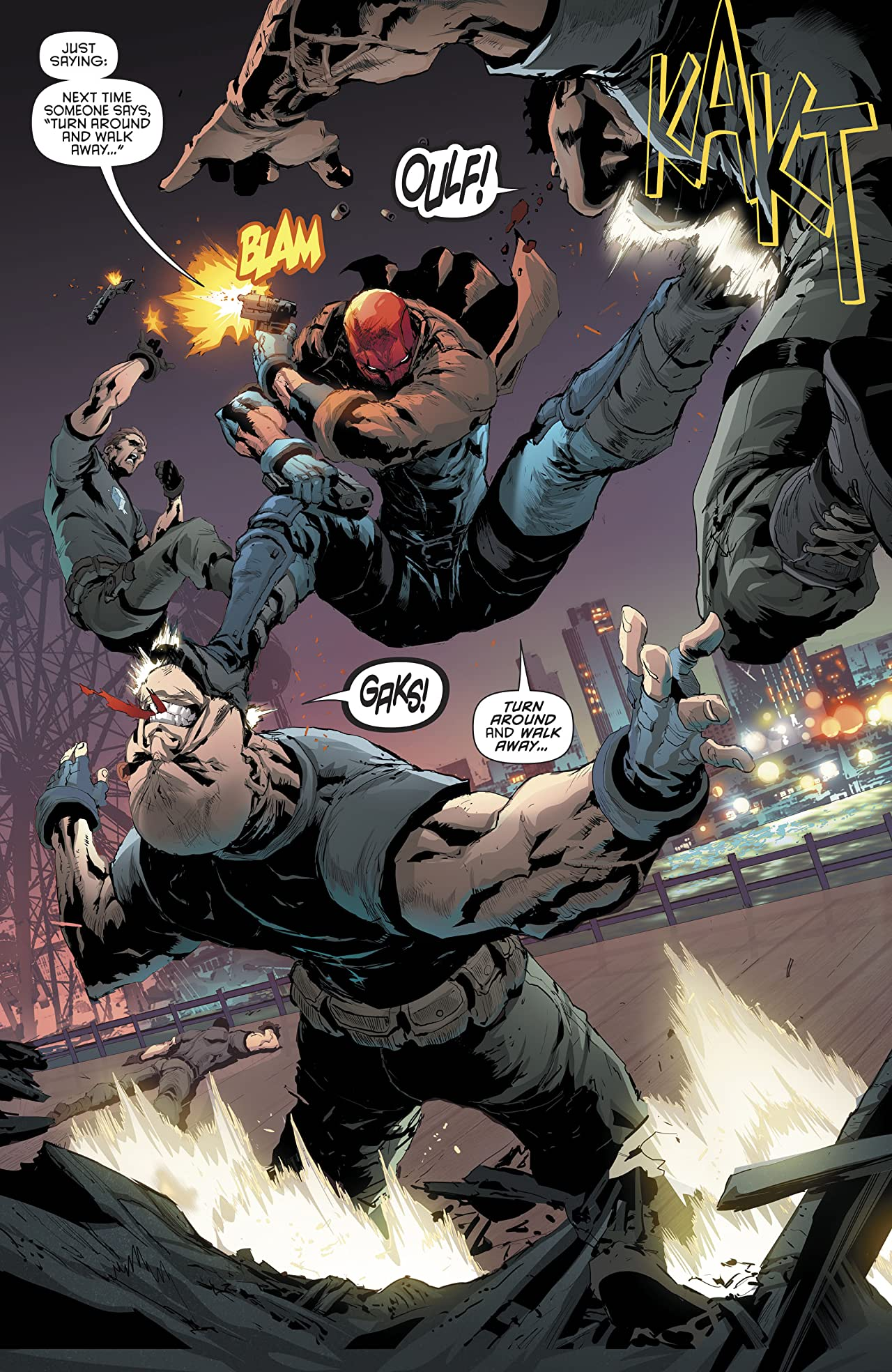 Red Hood and the Outlaws (2016-) #22