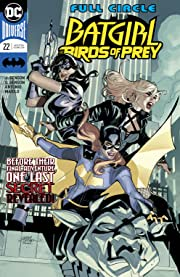 Batgirl and the Birds of Prey (2016-2018) #22