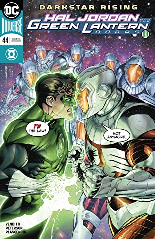 Hal Jordan and the Green Lantern Corps (2016-2018) #44