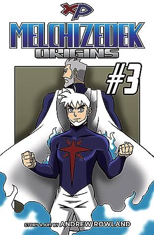 Melchizedek: King of Justice #0.3