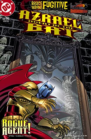 Azrael: Agent of the Bat (1995-2003) #91