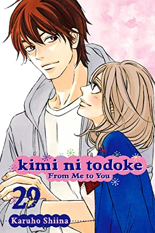 Kimi ni Todoke: From Me to You Vol. 29