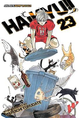 Haikyu!! Vol. 23