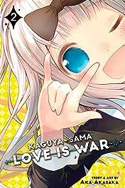 Kaguya-sama: Love Is War Vol. 2