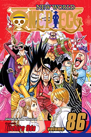 One Piece Vol. 86