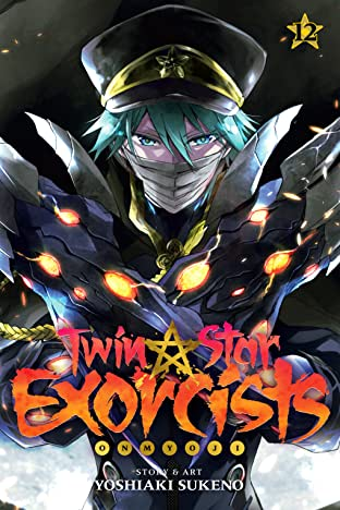 Twin Star Exorcists Vol. 12