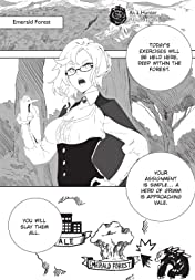 RWBY Official Manga Anthology: RED LIKE ROSES Vol. 1