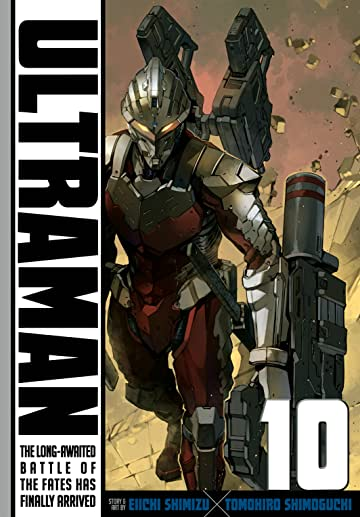 Ultraman Vol. 10