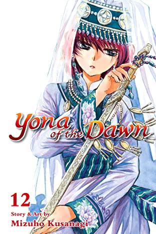Yona of the Dawn Tome 12
