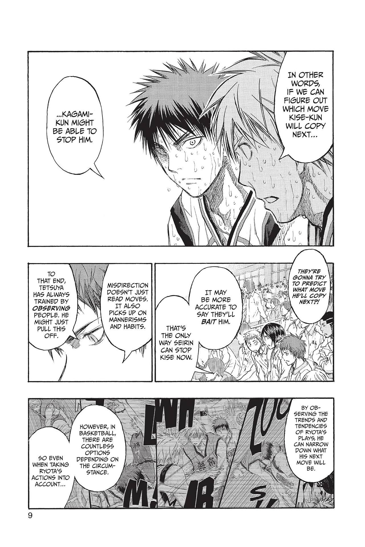 Kuroko's Basketball Vol. 12
