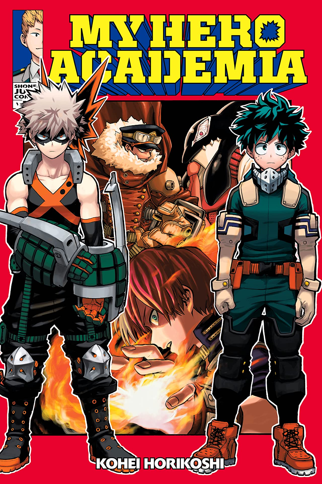 My Hero Academia Tome 13